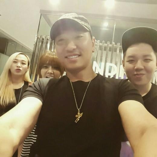 AOA 지민, 라이머와 의리로 첫 피처링…강민희 신곡 참여