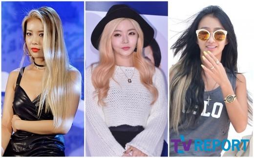 언프리티 랩스타2, 효린-유빈-길미 등 라인업…네티즌 '기대'