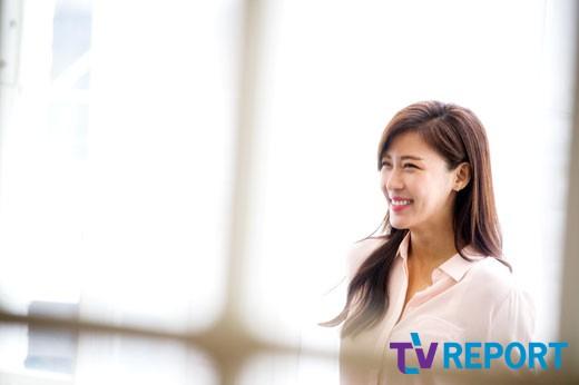 [T포토] 하지원 '러블리한 미소'