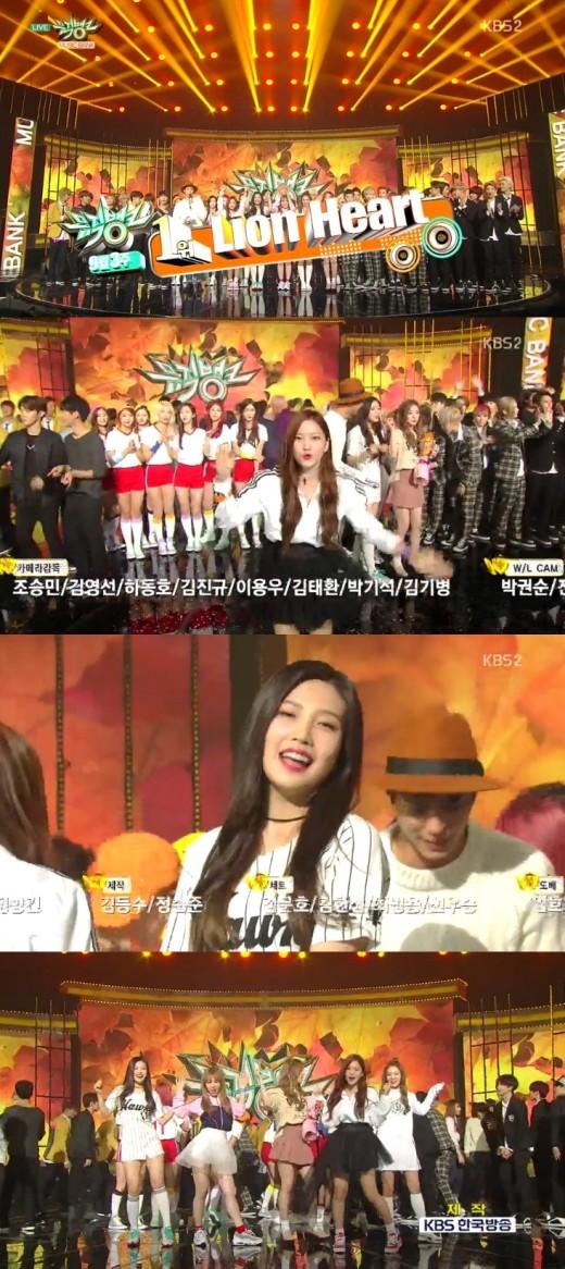 '뮤직뱅크' 방송無 소녀시대 또 1위, 레드벨벳 대리 퍼포먼스