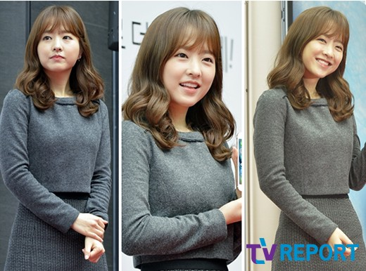 [T포토-Lab] 박보영 '아침에도 상큼발랄~ 굴욕없는 요정 미모'