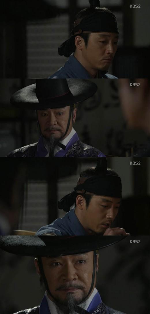 '객주' 이덕화, 장혁 사냥 시작!