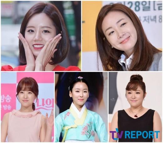 [2015 케이블 결산①] 덕선이부터 영애씨까지…, tvN 먹여살린 '5대여신'