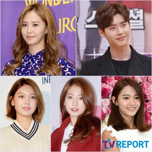 [리폿@이슈] 유리·박신혜·이종석…졸업★들 우리 회사로 올 텐가