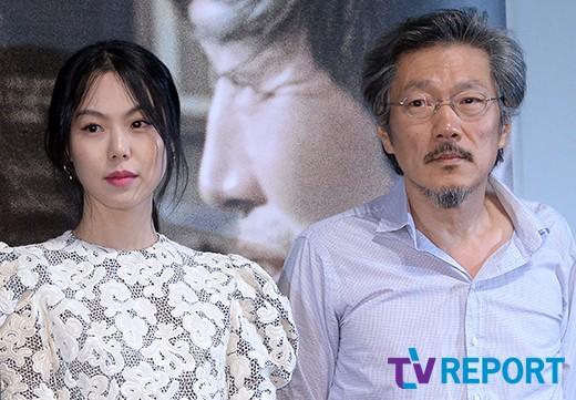 [단독] 김민희, 홍상수 감독과 열애…1년째 부적절한 관계