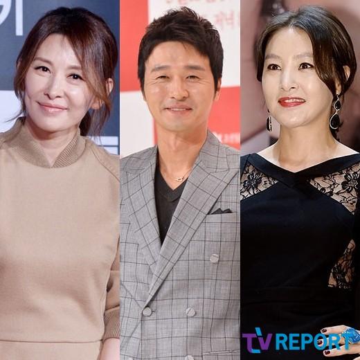 """'질투의화신' 측 """"이미숙·이성재·박지영, 화끈 중년 로맨스 예고"""""""