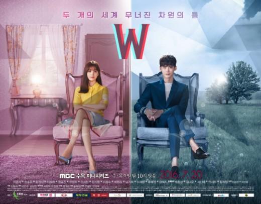'W' 시청률, '운빨' 마지막회보다 높다…순조로운 첫 출발