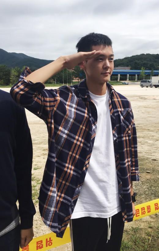 """배우 이승호, 19일 공군 입대 """"성숙해져오겠다"""""""