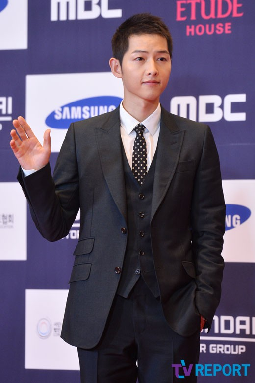 [단독] 송중기, '맨투맨' 나온다…'태후' 유아인 오마주