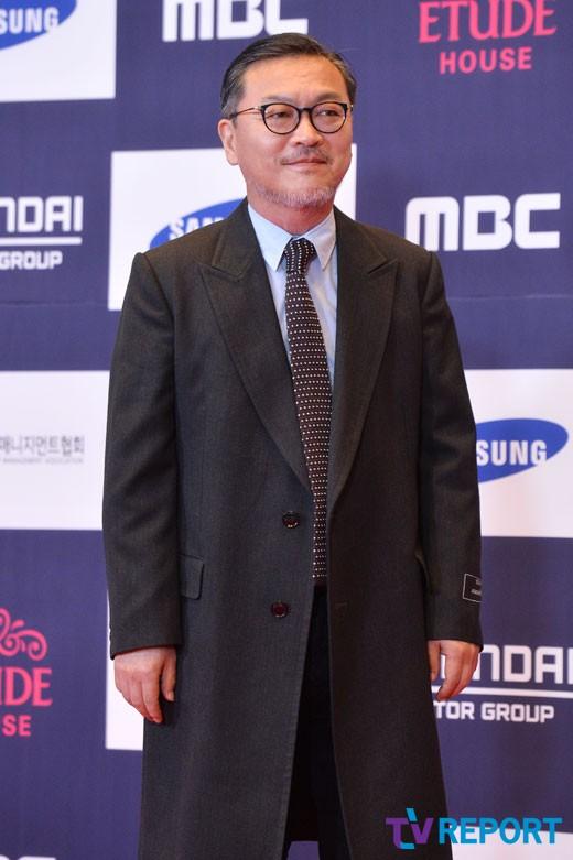 [T포토] 김의성 '훈훈한 미소'