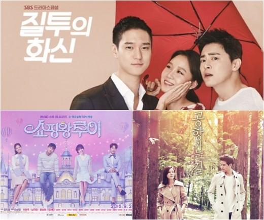 '질투의화신' 치열한 2위 전쟁 속 '수목극 1위' 수성