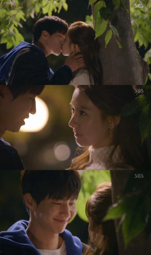 [TV줌인] '우리갑순이' 송재림♥김소은, 이렇게 다시 만날 거면서