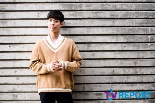 [T포토] 박보검 '출구 없는 매력'