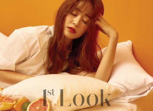 김효진, 변함없는 미모 '무결점 몸매+피부' [화보]
