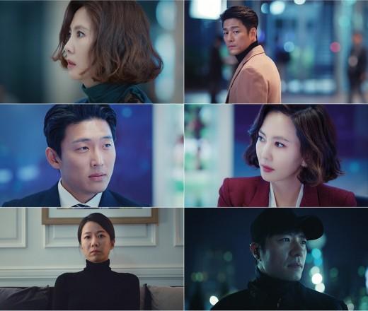 '미스티' 김남주, 옛 연인의 등장이 미칠 변화는?