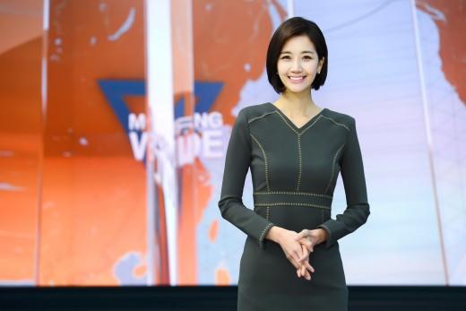 '모닝와이드' 유혜영 아나운서, 친절+편안한 진행 호평