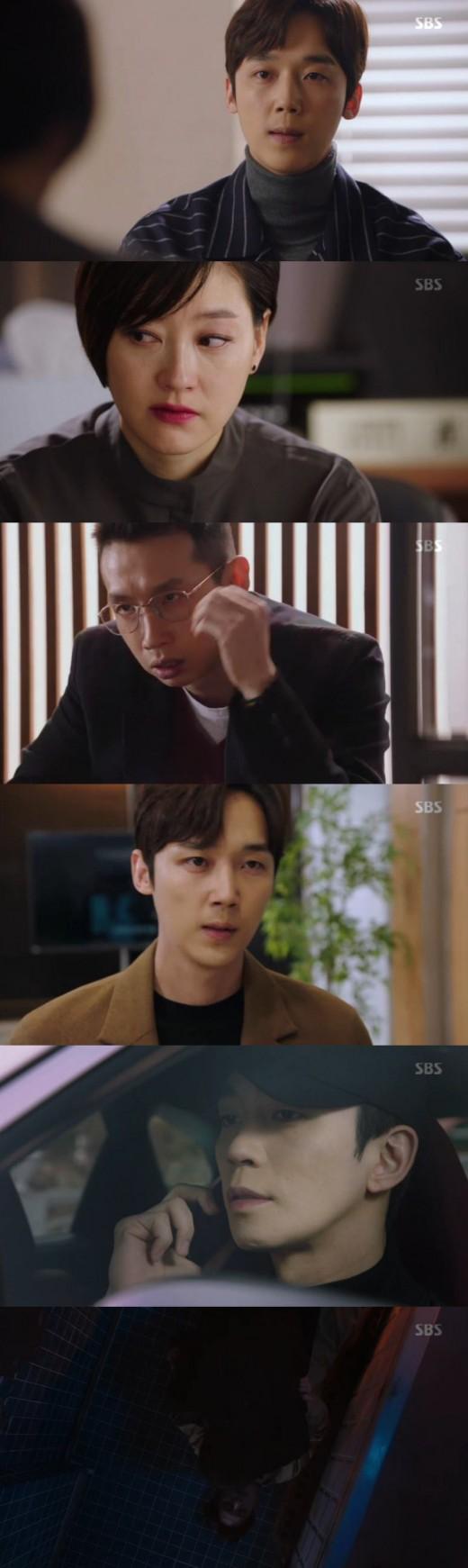 '리턴' 박기웅, 김동영 칼에 찔려 죽음 위기…윤종훈 자수行[종합]