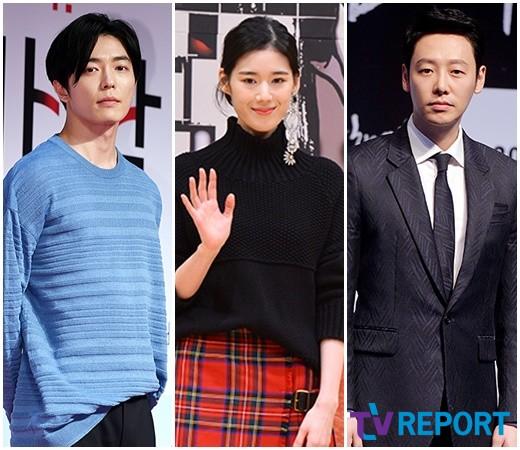 김재욱X김동욱X정은채, OCN '손' 출연 확정…9月 첫방송 [종합]