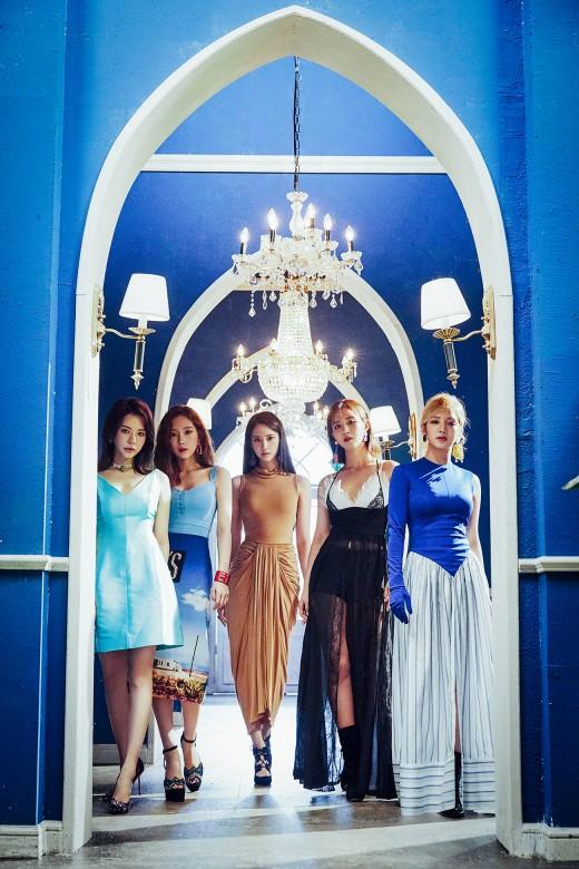소녀시대 新 유닛 태연∙써니∙효연∙유리∙윤아, 9월 5일 '몰랐니' 전격 공개 [공식]