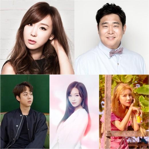 이지혜부터 나영까지, KBS 추석특집 '쌤의 전쟁' ★수강단 완성 [공식]
