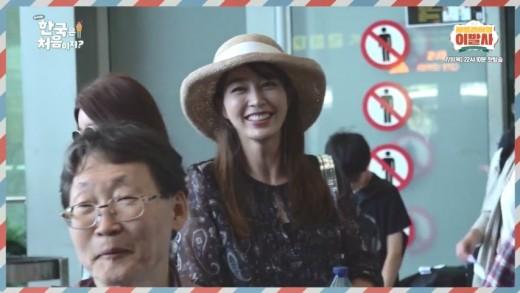 '세빌리아의 이발사' 이민정, 16시간 장시간 비행에도 열일하는 미모