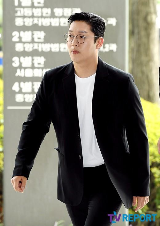 """""""죄질 불량""""…검찰, 구하라 폭행 혐의 최종범에 징역 3년 구형[종합]"""