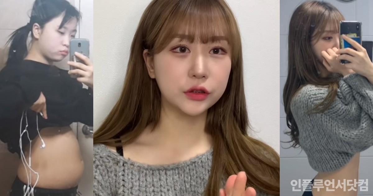 """'먹토'로 18kg 감량 성공한 유튜버 조두팔...누리꾼 """"제발 좀 말려줘"""""""