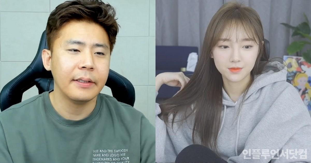 """남편 철구 '고인 모독'에 아내 외질혜 """"어차피 잠잠해질 텐데"""""""