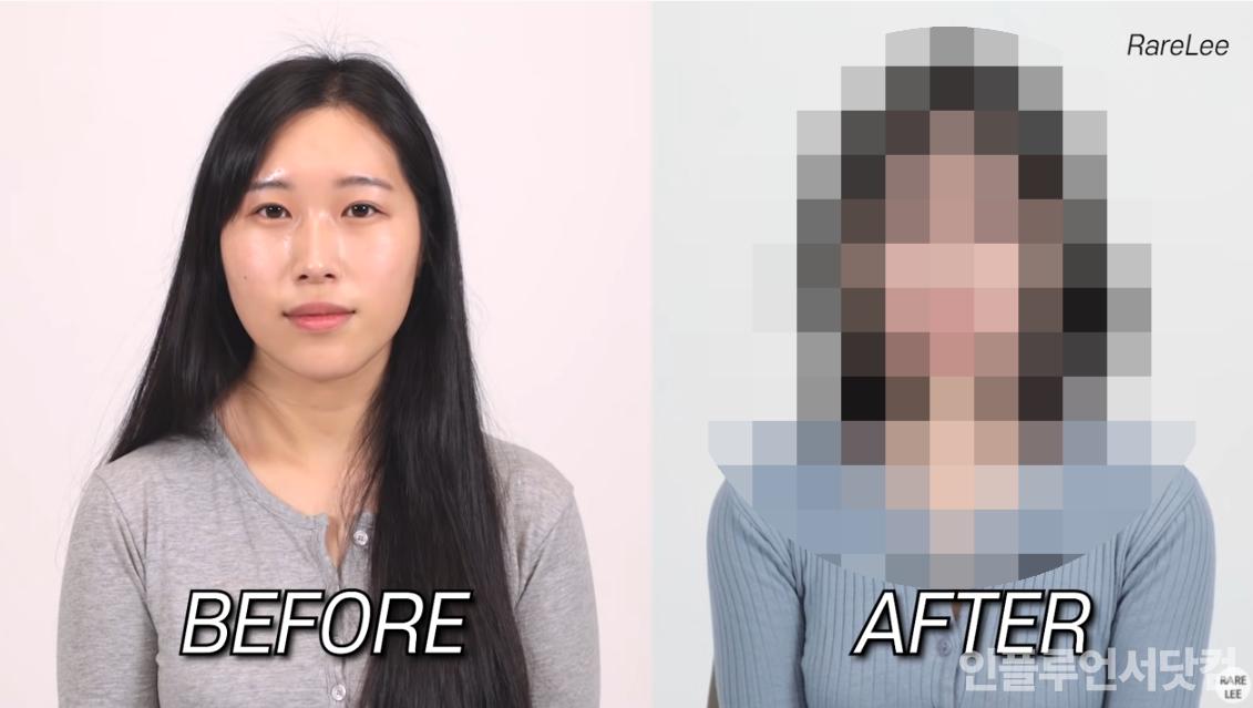 얼굴형과 체형 분석해 어울리는 머리 추천해주는 유튜버